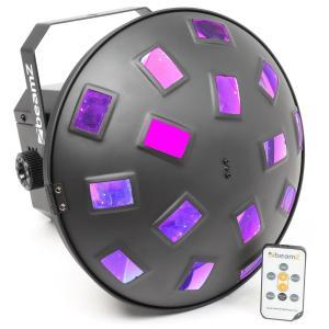 Mushroom II 6x 3 W RGBAWP LED