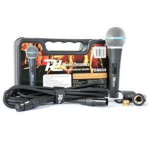 PDM660 mikrofon pojemnościowy XLR +48V