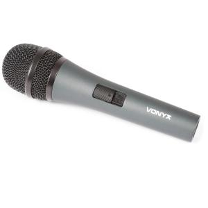 DM825 Dynamic Microphone XLR incl. Cable