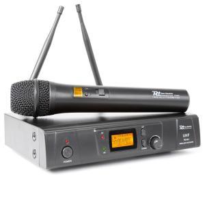 D781 Bezprzewodowy, 8-kanałowy system mikrofonowy UHF