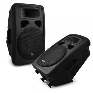 """Paar 25cm (10"""") DJ PA Boxen 2x Luidspreker 600W"""