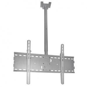 Staffa montaggio a soffitto per TV-LCD fino 75kg 76-100cm