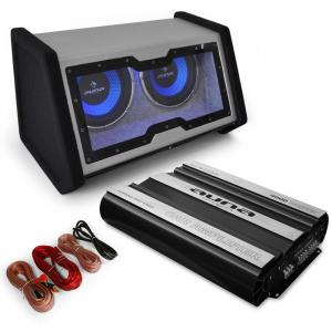 "Car Hifi Set ""Basstronaut"" 0.1 Set Subwoofer"