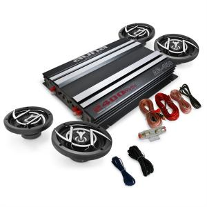 Platin Line 400 Set Car Hi-Fi 4.0 2400W
