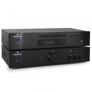 Elegance Tower CD-Player 600W 2.0 HiFi Set