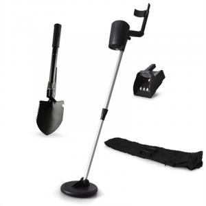 """Basic One"" Gold Seeker Treasure Hunter Metal Detector Set"