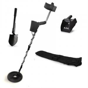 """Advanced One"" Gold Seeker Treasure Hunter Metal Detector Set"