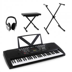 """""""Little Haydn"""" teclado completo con auriculares, taburete"""