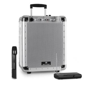 PAS1 Streetrocker Active PA System USB SD AUX Bluetooth Microphone