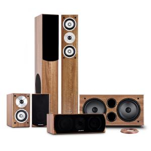 Linie-501-WN 5.1 homecinema soundsysteem 600W RMS