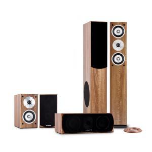 Linie-501-WN 5.0 Sistema de sonido home cinema 350W RMS