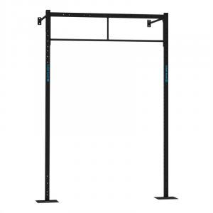 Dominate Base 179.110 Set Wall Mount Rack 2 x Pull-Up Station