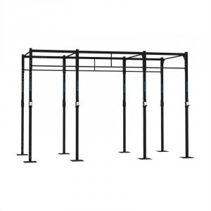 Dominate R 407 179 Base Rack 8 x Pull Up Station 4 x Squat Station