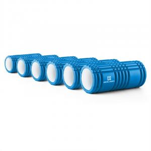 Caprole 1 massagerol 6 stuks 33 x 14 blauw