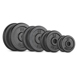 IPB 37.5 kg Set Barbell Weights Set 30MM