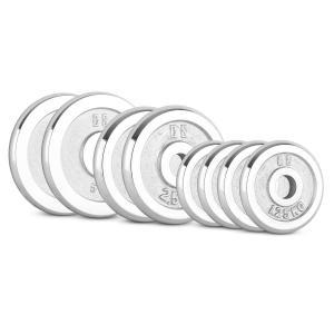 CP 20 kg Set Dumbbell Disc Set 4 x 1.25kg + 2 x 2.5kg + 2 x 5kg