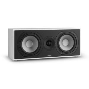 Reference 803 2-way Centre Speaker D'Appolito White Including Silver Cover  White | Grey