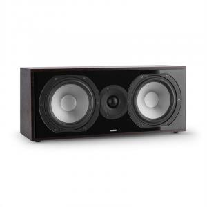 Reference 803 2-way Centre Speaker D'Appolito Rosewood With Silver Cover  Rosewood | Grey