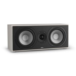 Reference 803 2-way Centre Speaker D'Appolito Grey Oak With Black Cover  Grey | Black