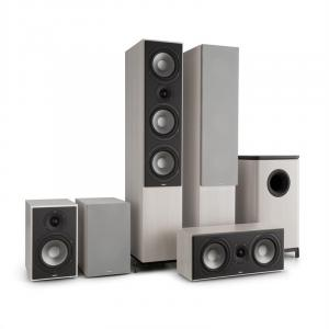 Reference 851 5.1 Sound System Grey Oak incl. Cover Silver Grey | Grey