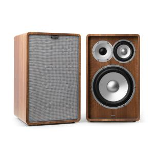 Retrospective 1978 Active - Active Speaker System Walnut Cover Grey Walnut | Grey | No Stands