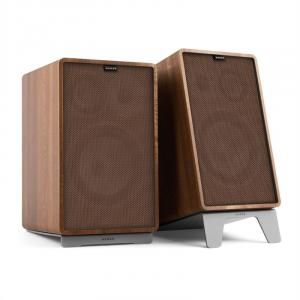 Retrospective 1978 Active - Active Speaker System Walnut Cover Brown Walnut | Brown | Grey