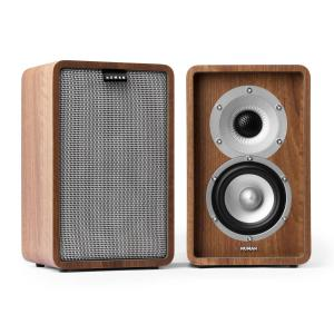 Retrospective 1979 S Two-Way Speaker Walnut incl. Cover Grey Walnut | Grey