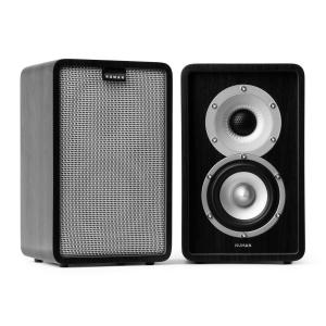 Retrospective 1979 S Two-Way Speaker Black incl. Cover Grey Black | Grey