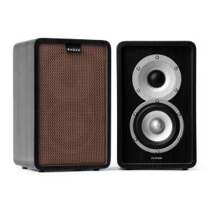 Retrospective 1979 S Two-Way Speaker Black incl. Cover Brown Black | Brown