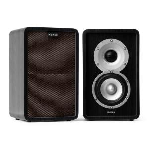 Retrospective 1979 S Two-Way Speaker Black incl. Cover Black-Brown Black | Black