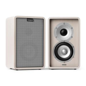 Retrospective 1979 S Two-Way Speaker White incl. Cover Grey White | Grey