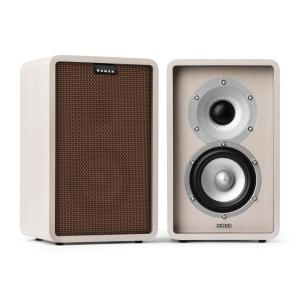Retrospective 1979 S Two-Way Speaker White incl. Cover Brown White | Brown