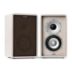 Retrospective 1979 S Two-Way Speaker White incl. Cover Black-Brown White | Black