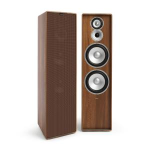 NUMAN Retrospective 1977 MKII 3-Way Stand Speaker Walnut Cover Brown Walnut | Brown
