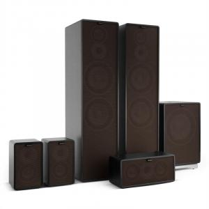 Retrospective 1977 MKII 5.1 Sound System Black incl. Cover Black-Brown Black | Black