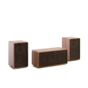 Retrospective 1979-S 3.0 Set Extension Walnut incl. Cover Black-Brown Walnut | Black