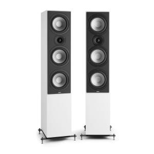 Reference 801 Three-way Standing Speakers White White | No Cover