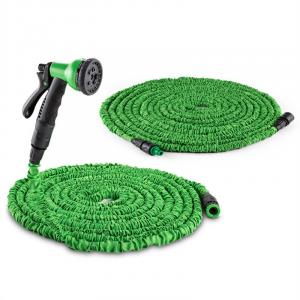 Water Wizard garden hose 60m set 30m hose 30m extension green