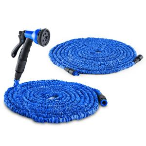 Water Wizard Garden Hose 60 M Set 30 M Hose 30 M Extension Blue