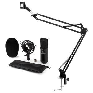 CM001B zestaw mikrofonowy V3 mikrofon pojemnościowy ramię sterujące czarny