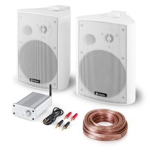 Zestaw nagłośnieniowy hi-fi Bluetooth Play WH głośniki z miniwzmacniaczem Blueto