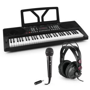 Etude 300 Keyboard Set Headphones Microphone Adapter