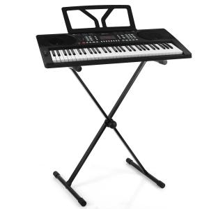 Etude 300 keyboard-set stativ svart