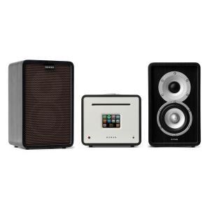 Unison Retrospective 1979S Edition - zestaw stereo wzmacniacz kolumny osłony Czarny | Czarny
