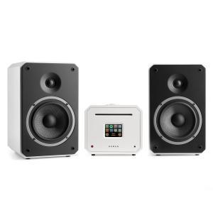 Unison Octavox 702 MKII Edition – Receptor | Amplificador | Altavoces blanco Blanco
