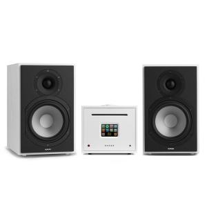 Unison Reference 802 Edition – Receptor | Amplificador | Altavoces blanco Blanco | No Cover