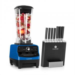 Herakles 3G Kitano Power Blender Knife Set 1500W BPA-free 2l / 7 Knives