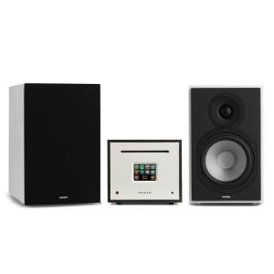 Unison Reference 802 Edition - Stereo All-in-one con 2 Altoparlanti + Custodia