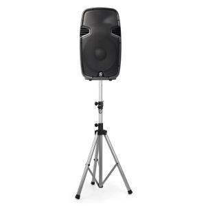 SPJ1500 Passiv-Lautsprecher-Set mit Malone Boxenstativ