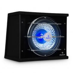 """CB300-34 Auto-Subwoofer 30cm (12"""") 800W Bassbox LED-Beleuchtung 30 cm (12"""")"""